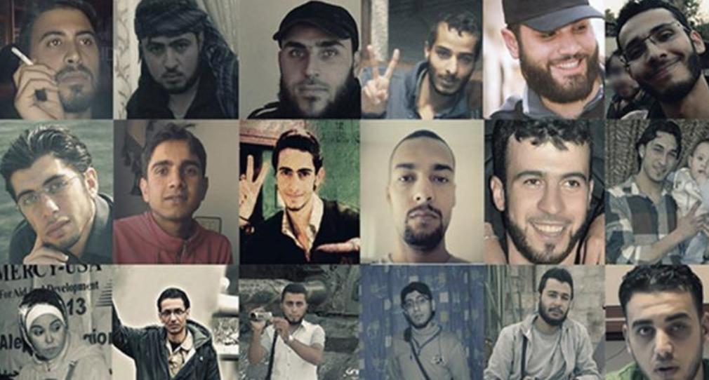 صورة مقتل 634 صحفي سوري خلال سبع سنوات