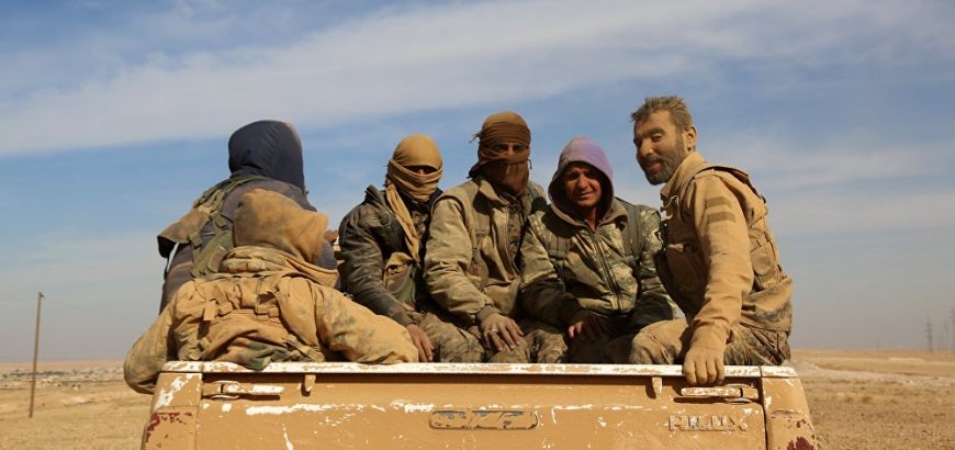 صورة لماذا تجاهل الإعلام الأمريكي الاتفاق المبرم بين داعش والأكراد؟
