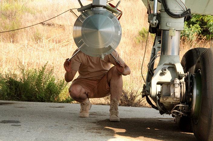صورة روسيا: جربنا جميع نماذج الأسلحة الحديثة بسوريا