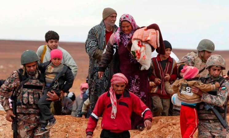 صورة مفوضية اللاجئين بالأردن: ألف سوري يعودون شهريا بعد اتفاق عمان
