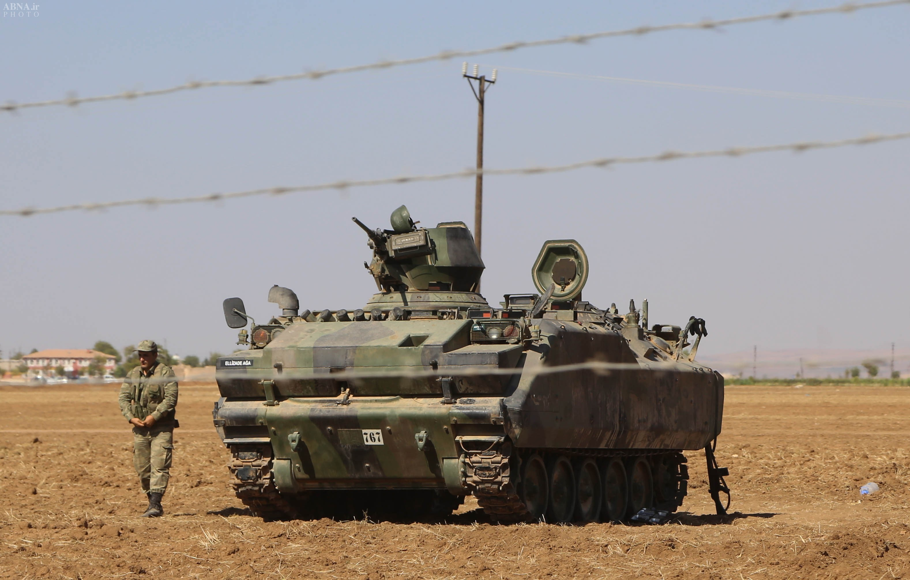 """صورة فصائل سورية تدعو تركيا للانتشار في """"عندان"""""""