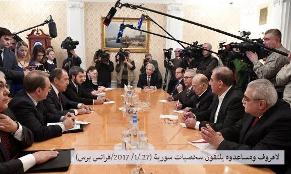 صورة برهان غليون: مشكلة السوريين مع روسيا