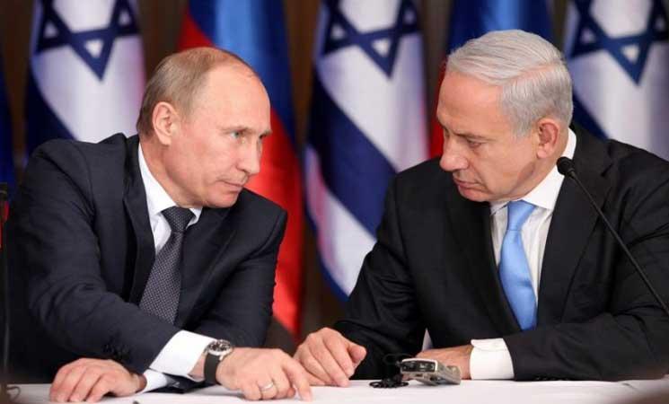 صورة نتنياهو: بوتين أطلعني على نتائج مباحثاته مع الأسد