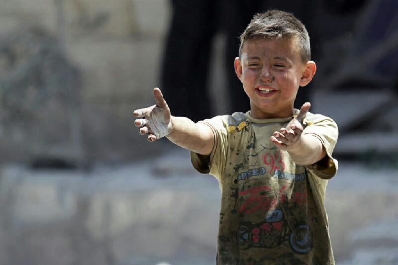 """صورة سوريا..أكثر بلاد العالم خسارة لـ""""الأطفال"""""""