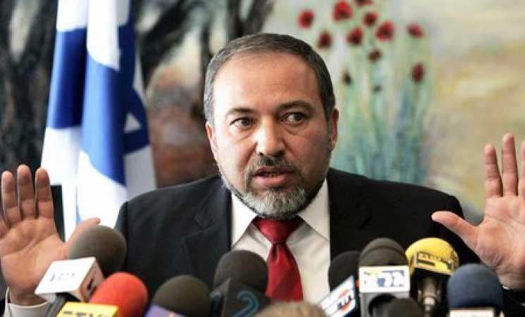 صورة ليبرمان: لن نسمح للمحور الشيعي بتحويل سوريا لقاعدة أمامية