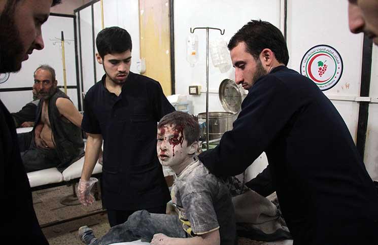 صورة معارضون: «سوتشي» مؤتمر لتقاسم النفوذ الأرباح في سوريا