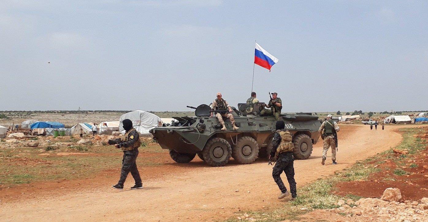 صورة تحريك موسكو للورقة الانفصالية بسوريا ليس فقط تهديد لتركيا