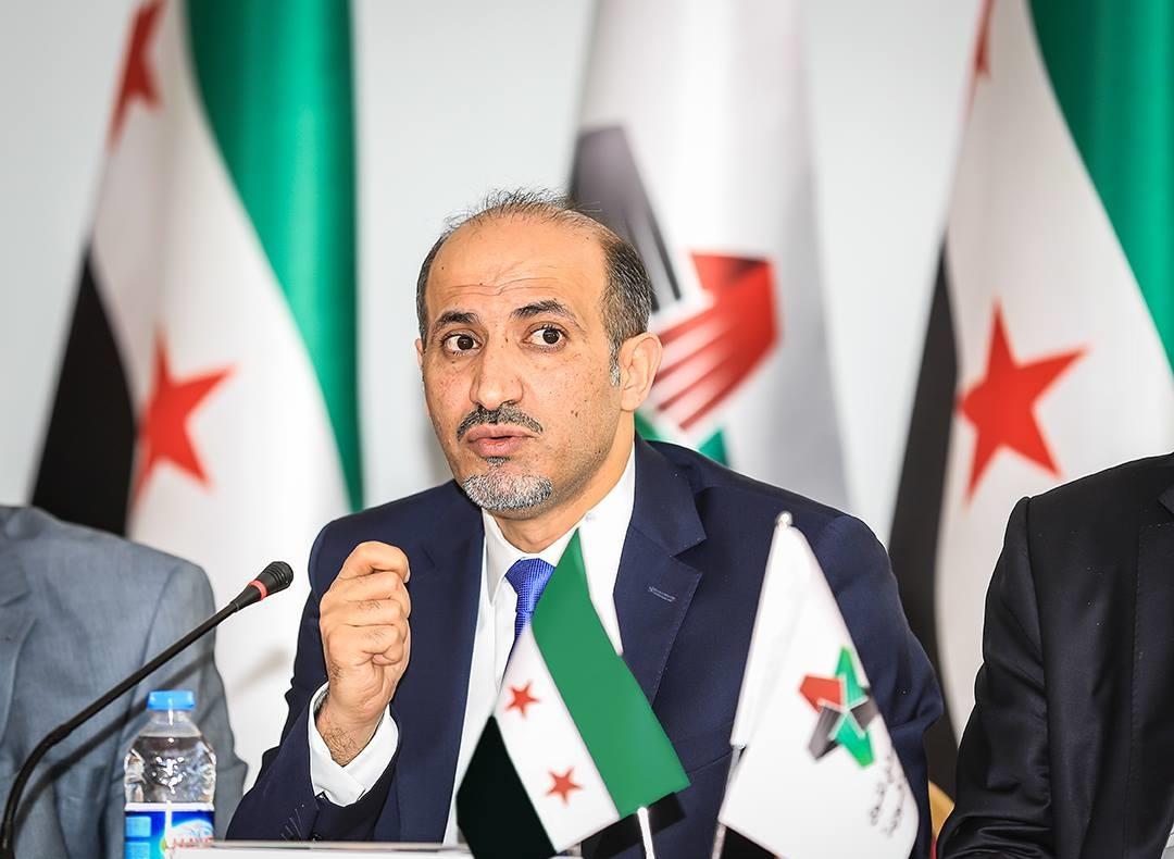 صورة الجربا: علينا الجلوس مع الأسد