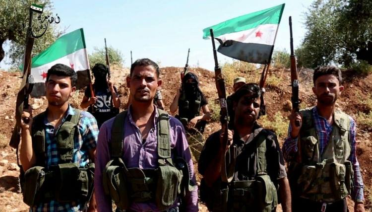 """صورة صفقة تبادل بين """"الحر"""" و""""قسد"""" بريف حلب"""