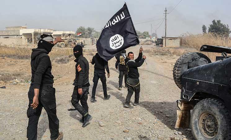 صورة التحالف: تنظيم الدولة خسر 95% من مناطق سيطرته في سوريا والعراق