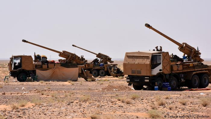 صورة تنظيم الدولة يتراجع في دير الزور