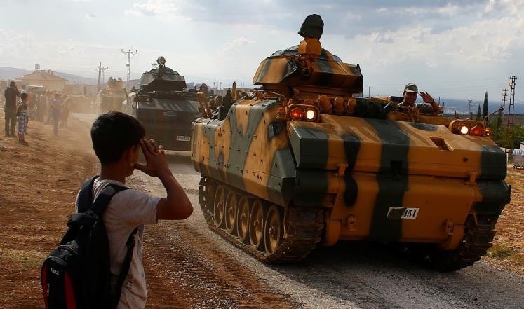 صورة تركيا: قواتنا تواصل بنجاح مهمة المراقبة في إدلب