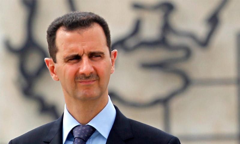 صورة العملية الانتقالية لن تحدث دون رحيل الأسد