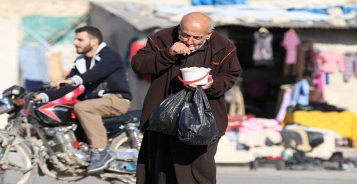 صورة الأغذية العالمي: 10 ملايين سوري على حافة الجوع