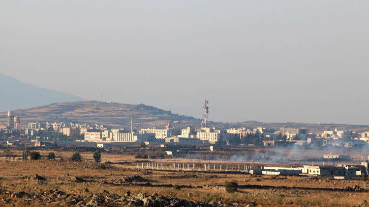 """صورة """"جيش محمد"""" يحرز تقدما غرب دمشق"""
