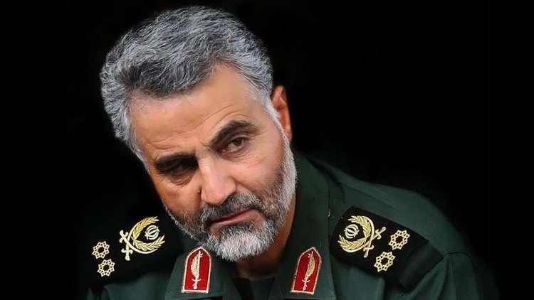 صورة إعلام إيراني: سليماني تعرض للإصابة بسوريا