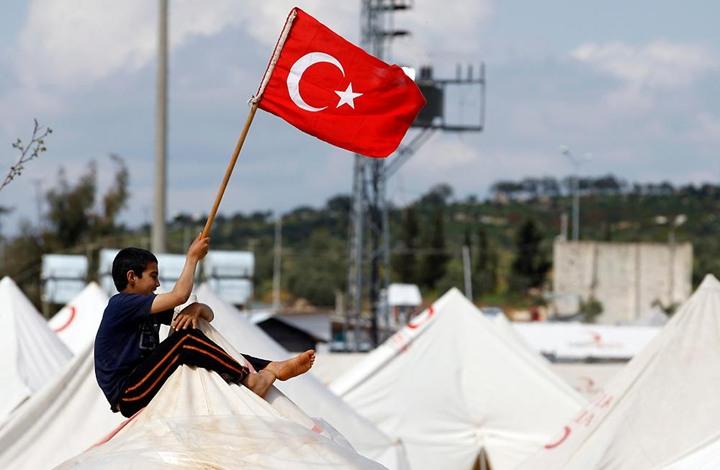 صورة صحيفة: السوريون في تركيا يعيشون بكنف الأمان