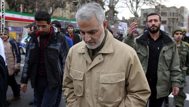 صورة خبير: وجود قوي لإيران بسوريا يثير مخاوف تركيا