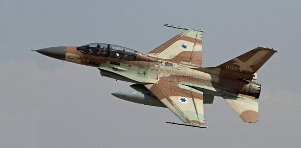 صورة إسرائيل تهاجم المدينة الصناعية بريف حمص