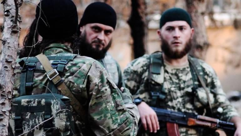 صورة تشكيل يستعد لخلافة تنظيم الدولة..تعرف على قائده