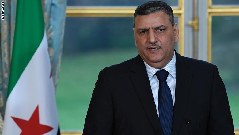 صورة رياض حجاب يستقيل من العليا للمفاوضات