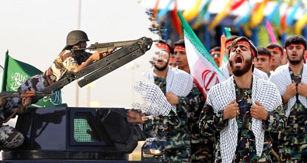 صورة سوريا..ساحة صراع إيراني سعودي