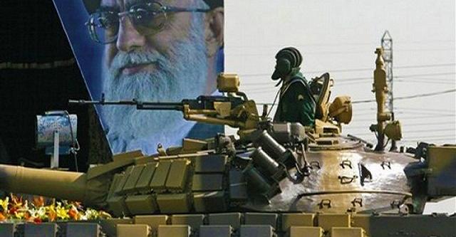 صورة قاعدة عسكرية إيرانية قرب الجولان (صور)