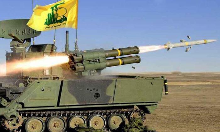 صورة وزير إسرائيلي: سلاح حزب الله خط أحمر