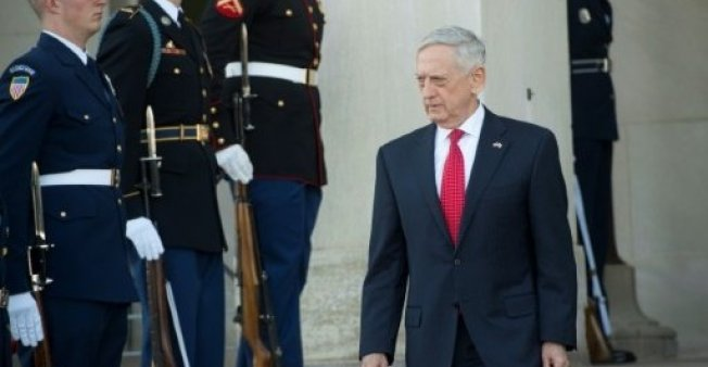 """صورة وزير الدفاع الأمريكي: الانسحاب من سوريا متعلق بـ""""جنيف"""""""