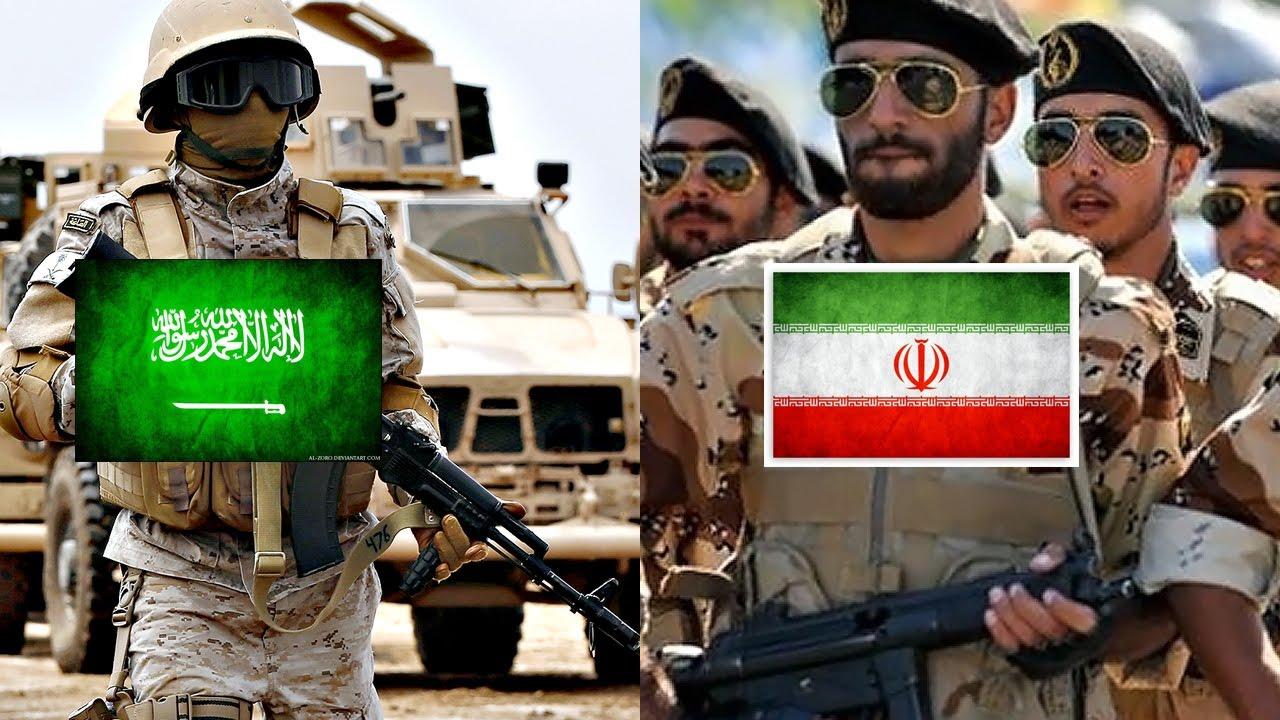 صورة حرب مباشرة أو بالوكالة بين طهران والرياض