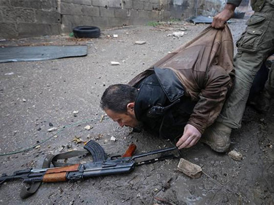صورة من المستفيد الأكبر في الحرب السورية؟