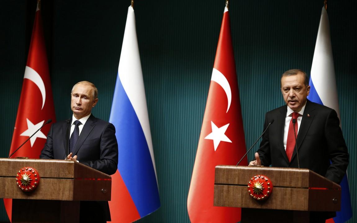 صورة التوازن التركي الروسي في حلب