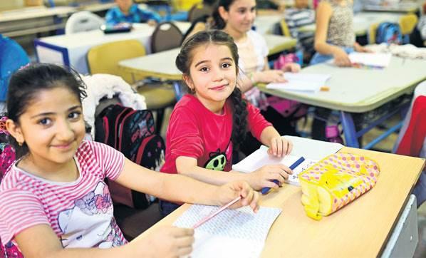 صورة بهدف الاندماج..30 ألف طفل سوري بتركيا يتلقون دورات تأقلم اجتماعي