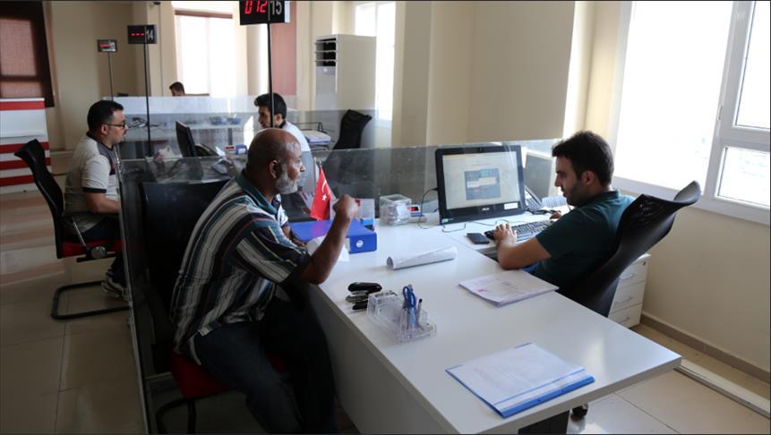 """صورة ولاية """"هطاي"""" تدعو السوريين لتسجيل أو تحديث عناوين سكنهم بسرعة"""