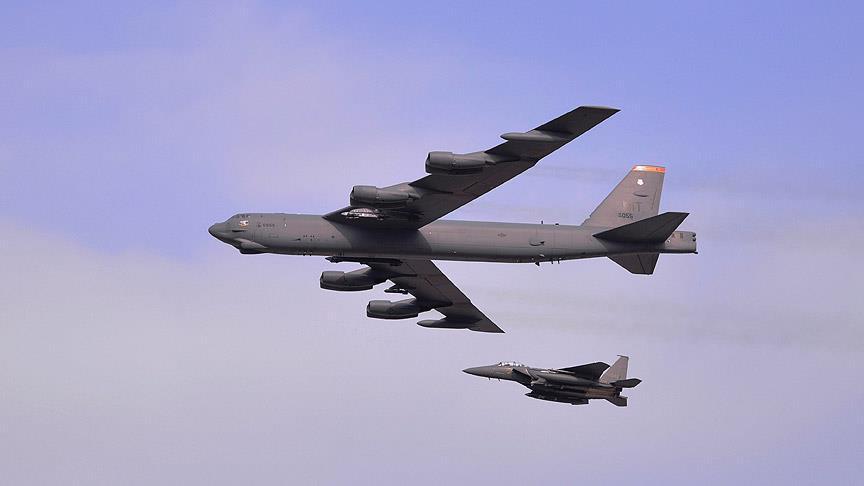 صورة موسكو: 6 قاذفات استراتيجية استهدفت تنظيم الدولة في البوكمال