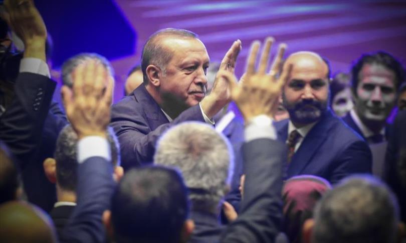 صورة أردوغان: لقاءات مهمة جدا في سوتشي حول مستقبل المنطقة