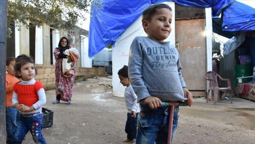 صورة 59 % من الأطفال السوريين في لبنان خارج التعليم
