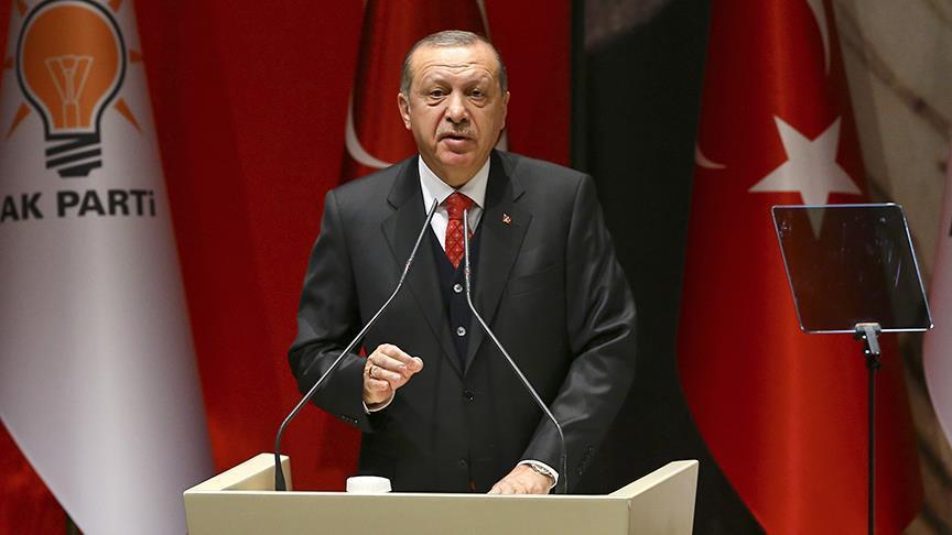 صورة أردوغان: من أوجد داعش ذاته من أسس (ب ي د)