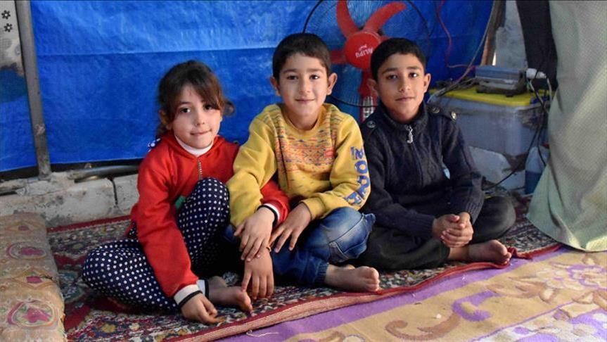 صورة في يومهم العالمي..أطفال سوريا محرومون من أدنى حقوقهم