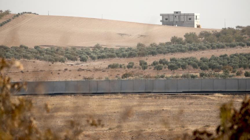 صورة تركيا..الجدار الأمني مع سوريا بمراحله الأخيرة