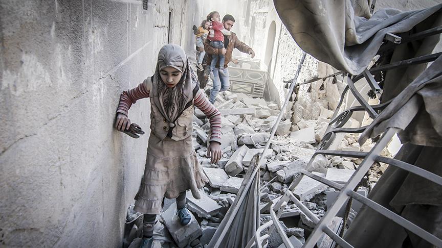صورة يونيسيف: وفاة طفل كل 5 دقائق نتيجة العنف
