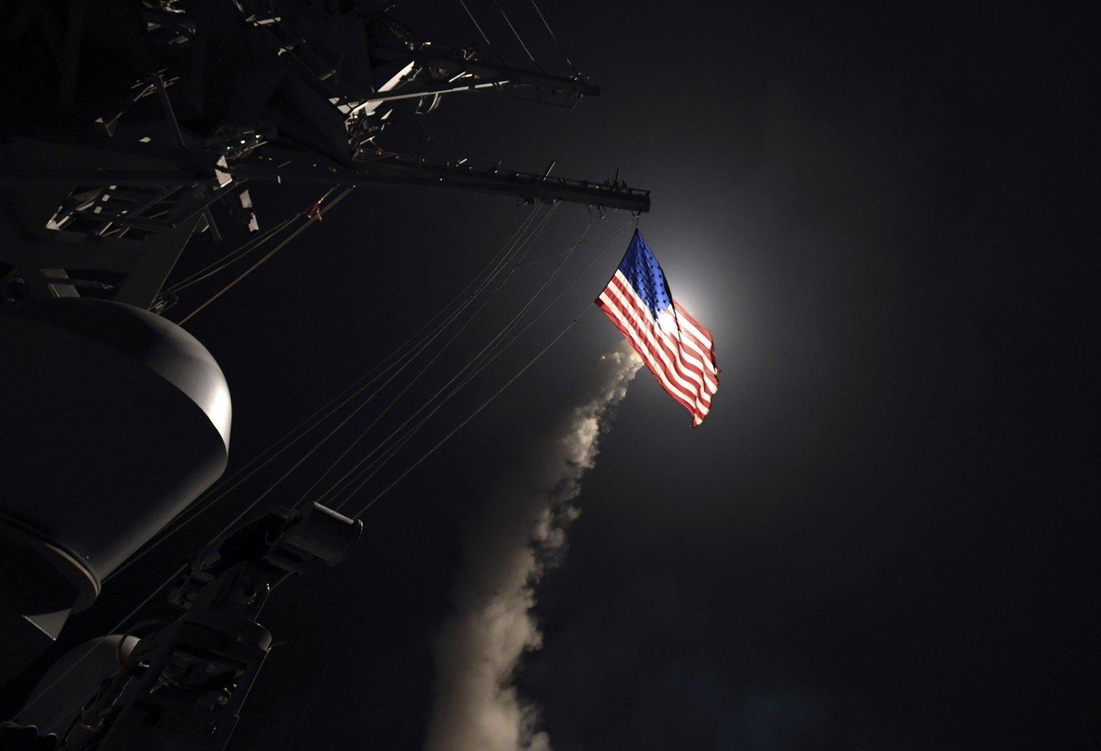 صورة الضربة الأمريكية التالية ستكون في سوريا