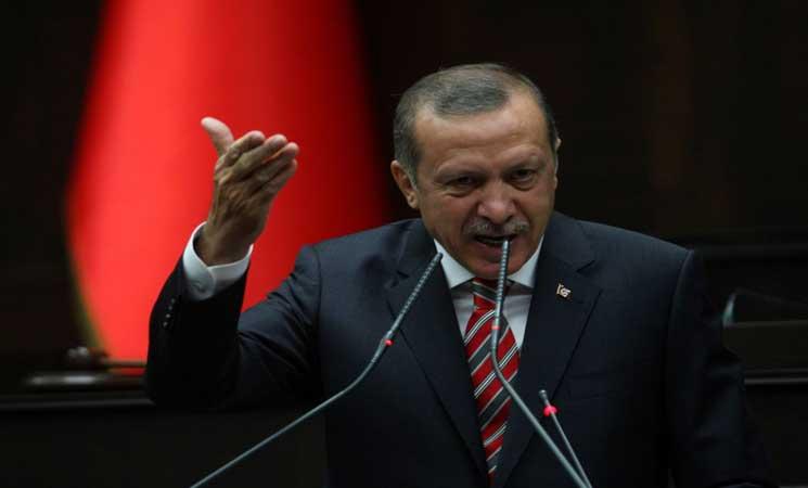 صورة أردوغان يحذر ترامب: القدس خط أحمر للمسلمين