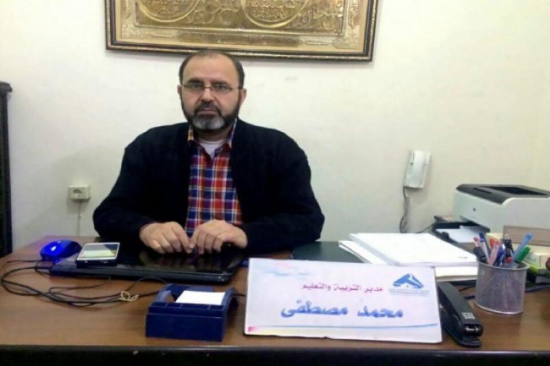 """صورة حركة """"زنكي"""" تُفرج عن مدير تربية حلب الحرة"""