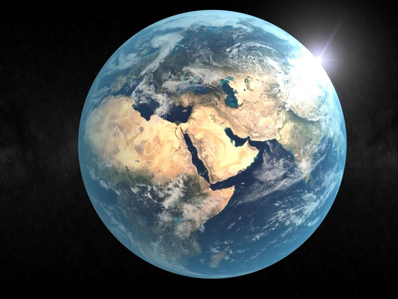 صورة تحركات مرعبة باطن الأرض..هل اقتربت نهاية العالم؟
