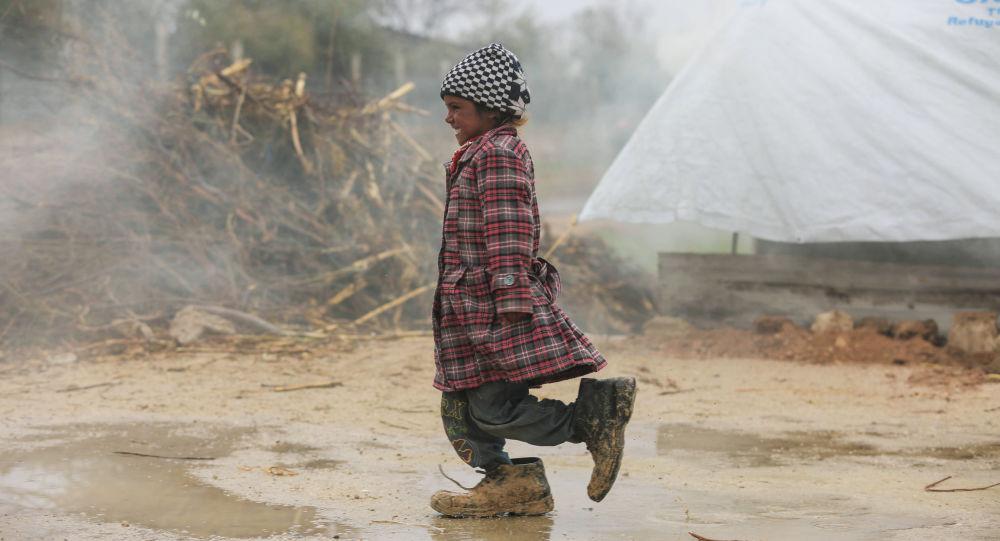 صورة الصليب الأحمر: وضع الغوطة الإنساني حرج