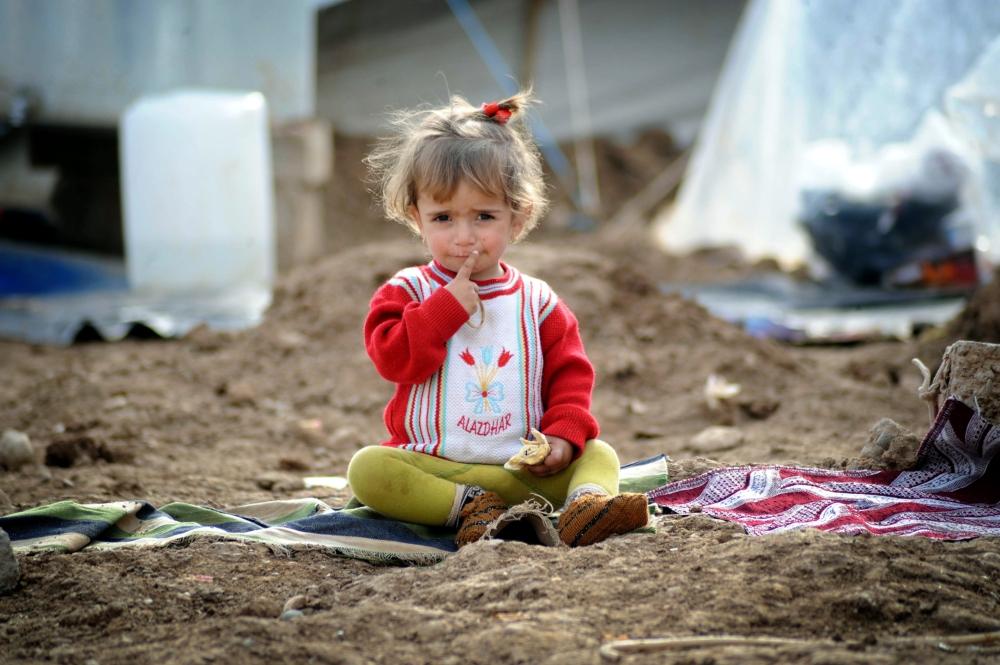 صورة اليونسيف: 2017 كان عاما وحشيا على أطفال سوريا