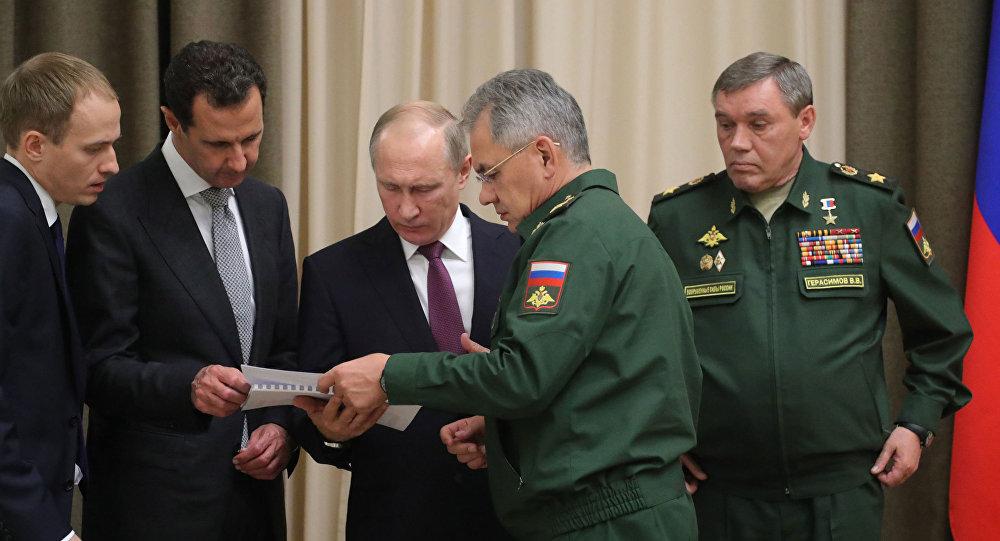 صورة باحث: التفاؤل بتسوية الملف السوري ليس في محله