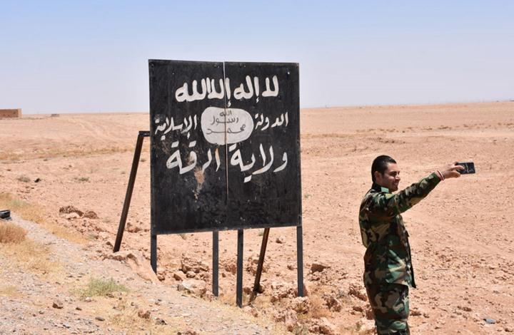 صورة هل تنتهي مشاهد القتل في سوريا بعد هزيمة تنظيم الدولة؟