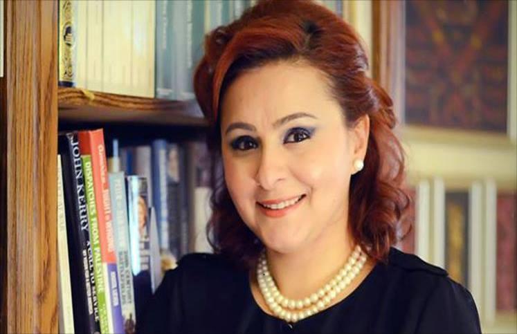 صورة السورية شهلا العجيلي تفوز بجائزة الملتقى للقصة القصيرة العربية